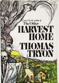 Books:First Editions, Thomas Tryon. Harvest Home. New York: Alfred A. Knopf,1973.. ...