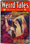 Pulps:Horror, Weird Tales Group (Popular Fiction, 1932) Condition: VG unless otherwise stated.... (Total: 7 Comic Books)