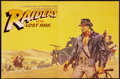 "Movie Posters:Adventure, Raiders of the Lost Ark (Paramount, 1981). Pre-Release PromotionalFolder (10.25"" X 13.5""). Adventure.. ..."