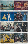 """Movie Posters:Musical, That's Dancing! (MGM/UA, 1985). Color Still Set of 8 (8"""" X 10""""). Musical.... (Total: 8 Items)"""