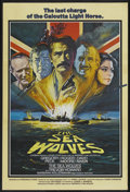 "Movie Posters:War, The Sea Wolves (Paramount, 1980). British One Sheet (27"" X 40"").War...."
