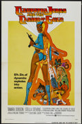 "Movie Posters:Blaxploitation, Cleopatra Jones and the Casino of Gold (Warner Brothers, 1975). One Sheet (27"" X 41"") Tri-Folded and Lobby Card (11"" X 14"").... (Total: 2 Items)"