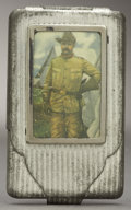 "Political:3D & Other Display (1896-present), Theodore Roosevelt: ""Rough Rider"" Vesta Match Safe..."