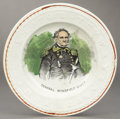 "Political:3D & Other Display (1896-present), General Winfield Scott: ""ABC"" Plate. ..."