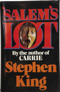 Books:Non-American Editions, Stephen King. 'Salem's Lot. London: New English Library[1975]....