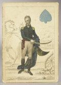 Political:Small Paper (pre-1896), Andrew Jackson: Early Playing Card....