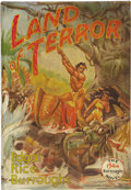 Books:First Editions, Edgar Rice Burroughs. Land of Terror....