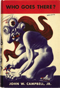 Books:First Editions, John W. Campbell, Jr. Who Goes There? Seven Tales ofScience-Fiction....