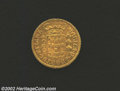 Brazil: , Brazil: Maria I Gold 4,000 Reis 1804/2, KM225.2, Nearly XF, someluster in the legends.. Ex: Schulman 1971, lot 206. From theHans...