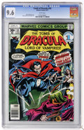 Bronze Age (1970-1979):Horror, Tomb of Dracula #59 (Marvel, 1977) CGC NM+ 9.6 White pages....