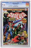 Bronze Age (1970-1979):Horror, Tomb of Dracula #29 (Marvel, 1975) CGC NM+ 9.6 Off-white to whitepages....