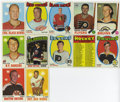 Hockey Cards:Lots, 1969-1978 Topps Hockey Group Lot of 97. Nice group of 1970'svintage Topps hockey cards. Highlights include 1969-70 Topps #...