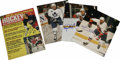 Hockey Collectibles:Others, Miscellaneous Hockey Stars Signed Pieces Lot of 20. Here we present a group of 20 signed pieces featuring assorted hockey s...