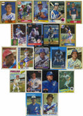 Autographs:Sports Cards, 1960s-1980s Signed Baseball Cards Group Lot of Over 530. Nearly 540cards from baseball issues released in the years betwee...