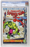 Bronze Age (1970-1979):Superhero, The Amazing Spider-Man #119 (Marvel, 1973) CGC NM/MT 9.8 White pages....
