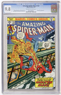 Bronze Age (1970-1979):Superhero, The Amazing Spider-Man #133 (Marvel, 1974) CGC NM/MT 9.8 Off-whiteto white pages....
