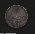 German States:Frankfurt, German States: Frankfurt. City Thaler 1772, KM251, Dav-2226. City view with ships on the Main. Toned VF+, very attractive example. ...
