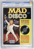 Magazines:Mad, Mad Disco #nn Gaines File pedigree (EC, 1980) CGC NM/MT 9.8 Off-white to white pages....