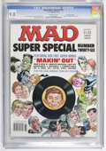 Magazines:Mad, Mad Special #26 Gaines File pedigree (EC, 1978) CGC NM/MT 9.8Off-white pages....