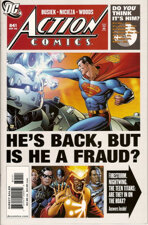 Issue cover for Issue #841