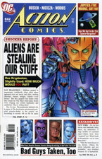 Issue cover for Issue #842