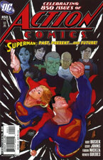 Issue cover for Issue #850