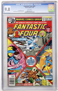 Modern Age (1980-Present):Superhero, Fantastic Four #201 (Marvel, 1978) CGC NM/MT 9.8 White pages....