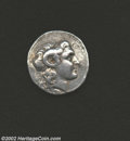 Ancients:Greek, Ancients: Thrace, Kings of. Lysimachos, 297-281 B.C., ARtetradrachm (16.97 g). Head of Alexander the Great right, wearinghorn of Amm...