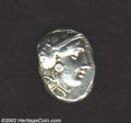 Ancients:Greek, Ancients: Attica, Athens, After 393 B.C., AR tetradrachm (17.19gm.), Helmeted head of Athena right /Owl standing facing, SNG Cop65, ...