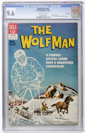 Silver Age (1956-1969):Horror, Movie Classics - Wolfman #nn Second Printing - File Copy (Dell,1963) CGC NM+ 9.6 Off-white pages....