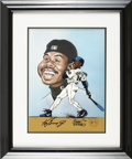 Baseball Collectibles:Others, Ken Griffey, Jr. Signed Limited-Edition Cel. Hand-painted cel fromillustrator Sam Viviano portrays a caricature of Ken Gri...
