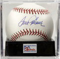Autographs:Baseballs, Tom Seaver Single Signed Baseball, PSA Gem Mint 10. Gem Mint singlefrom terrific Hall of Fame ace Tom Seaver. Ball has bee...