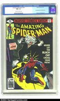 Bronze Age (1970-1979):Superhero, Amazing Spider-Man #194 (Marvel, 1979) CGC NM+ 9.6 Off-white to white pages. 1st appearance of Black Cat. Overstreet 2002 NM...
