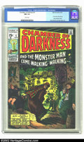 Bronze Age (1970-1979):Horror, Chamber of Darkness #4 (Marvel, 1970) CGC NM 9.4 White pages. Conan-like character by Barry Windsor-Smith; Barry Windsor-Smi...