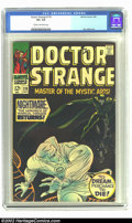Silver Age (1956-1969):Superhero, Doctor Strange #170 (Marvel, 1968) VF+ 8.5 Cream to off-white pages. This is a nice copy with a tight spine and deep colors ...