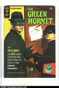 Green Hornet, The set of 1-3 (Gold Key, 1967) Condition: averages VG+. Complete set of 1-3. Approximate 2002 Overstreet...