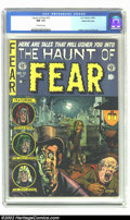 Golden Age (1938-1955):Horror, The Haunt of Fear #12 Gaines File pedigree 7/12 (EC, 1952) CGC NM9.4 Off-white pages. Overstreet denotes this Graham Ingels...