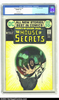 Bronze Age (1970-1979):Horror, House of Secrets #99 (DC, 1972) CGC VF/NM 9.0 Off-white pages.Kaluta cover, Wrightson art. Overstreet 2002 NM 9.4 value = $...