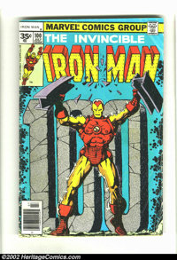 Iron Man #100 35-Cent Price Variant (Marvel, 1977) Condition = FR/GD (Complete). While the vast majority of the copies o...