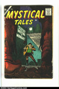 Golden Age (1938-1955):Science Fiction, Mystical Tales #5 (Atlas, 1957) Condition: GD+. Super Atlas 1950spost-code horror title. Nice pages. Book is complete. Al W...