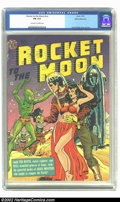 Golden Age (1938-1955):Science Fiction, Rocket to the Moon #nn White Mountain pedigree (Avon, 1951) CGC FN6.0 Off-white to white pages. Featuring a Joe Orlando cov...