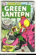 Silver Age (1956-1969):Superhero, Showcase #24 (DC, 1960) Condition: GD/VG. Third appearance of Green Lantern. Overstreet 2002 GD 2.0 value = $119; FN 6.0 val...