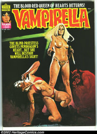 Vampirella Lot (Warren, 1970) Condition: average FN. Here's a nice lot, which contains two of the later, hard to find is...