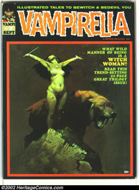 Vampirella Lot (Warren, 1970) Condition: averages VG/FN. Contains #7-10, #20 and #30.... (Total: 6 Comic Books Item)