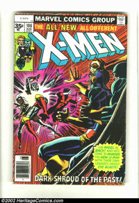 X-Men #106 35 Cent Price Variant (Marvel, 1977) Condition = GD. While the vast majority of the copies of this issue spor...