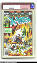 Bronze Age (1970-1979):Superhero, X-Men #113 (Marvel, 1978) CGC NM+ 9.6 Off-white to white pages. Overstreet 2002 NM 9.4 value = $60. ...