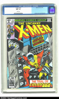 Bronze Age (1970-1979):Superhero, X-Men #122 (Marvel, 1979) CGC NM+ 9.6 White pages. Overstreet 2002 NM 9.4 value = $45. ...