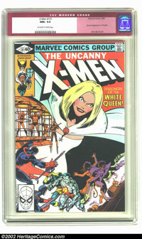 X-Men #131 (Marvel, 1980) CGC NM+ 9.6 Off-white to white pages. Overstreet 2002 NM 9.4 value = $40