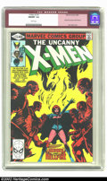 Modern Age (1980-Present):Superhero, X-Men #134 (Marvel, 1980) CGC NM/MT 9.8 White pages. This exquisitecopy has been given the highest grade by CGC to date. Ph...