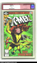 Modern Age (1980-Present):Superhero, X-Men #135 (Marvel, 1980) CGC NM/MT 9.8 White pages. This copy hasbeen given the highest CGC grade to date. This issue feat...